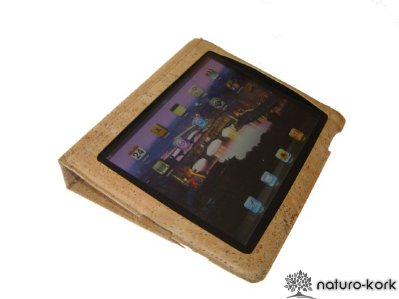 Parafa iPad tartó